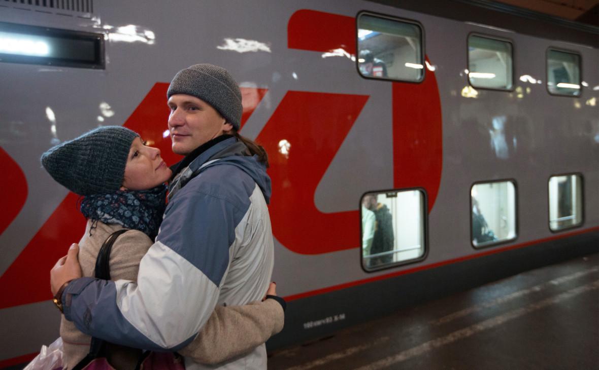 В Хельсинки заинтересовались скоростной железной дорогой из Москвы