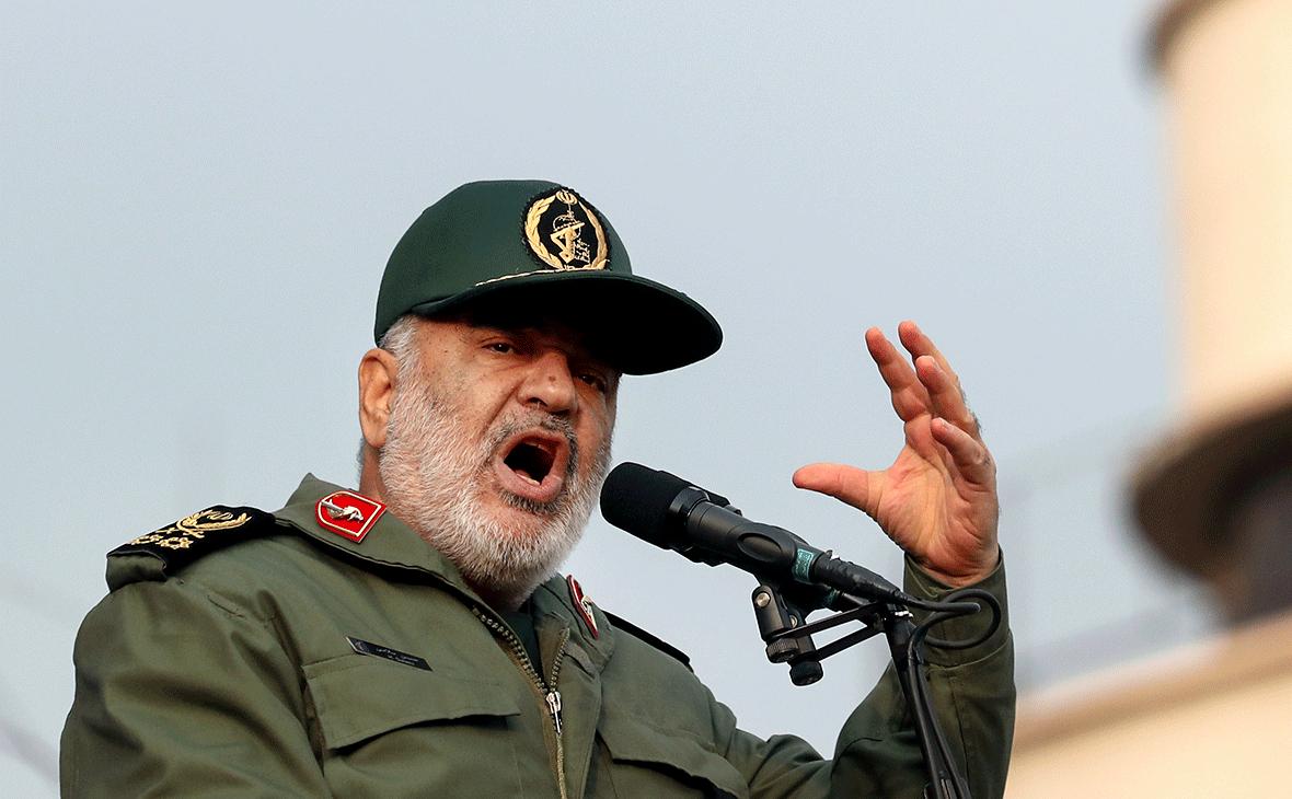 Глава КСИР приказал атаковать корабли США в случае конфликта
