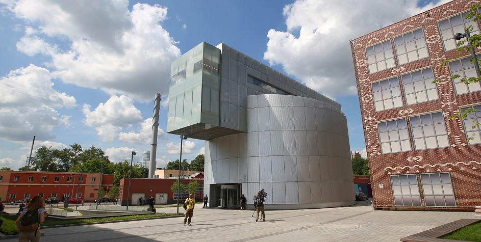 Музей русского импрессионизма натерритории бывшей фабрики «Большевик»