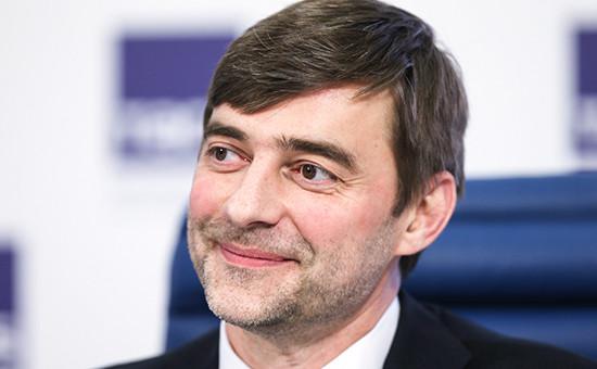 Депутат Госдумы от«Единой России» Сергей Железняк
