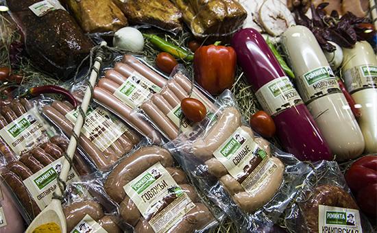 Колбасы и сардельки производства фермерского хозяйства