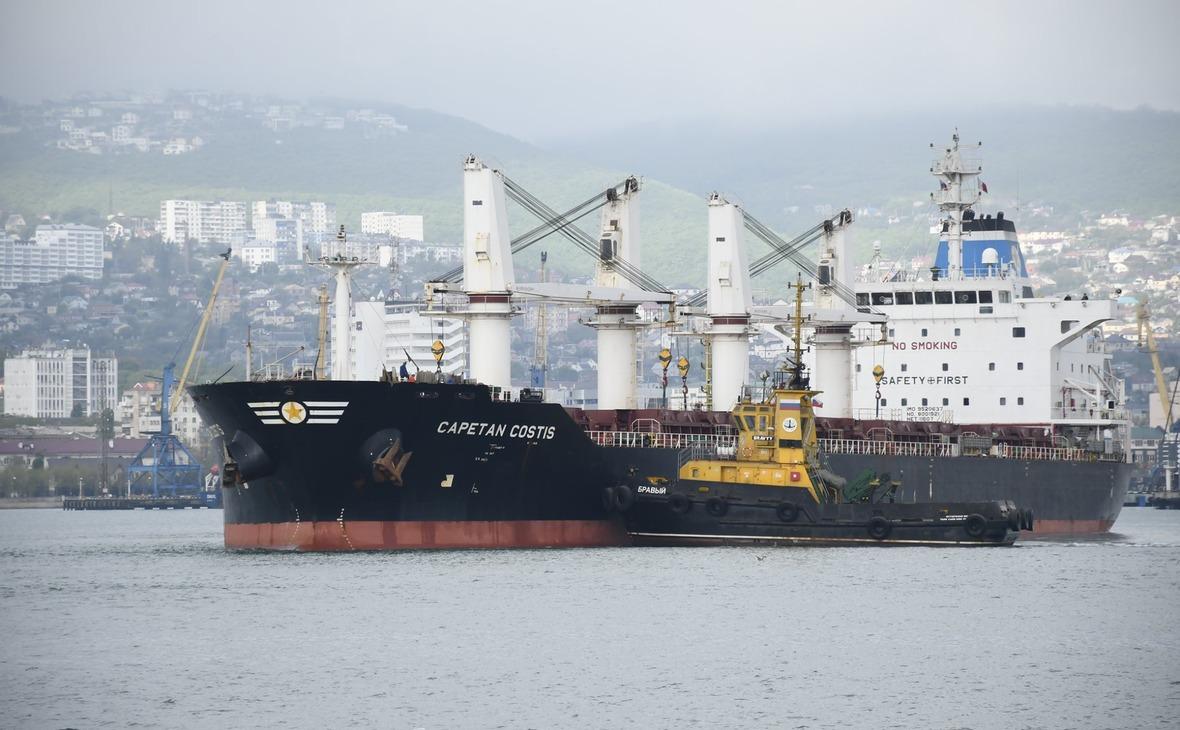 Фото: Новороссийский морской торговый порт