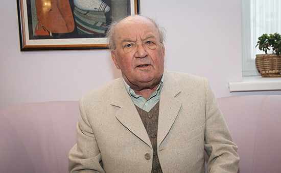 Актер Лев Дуров