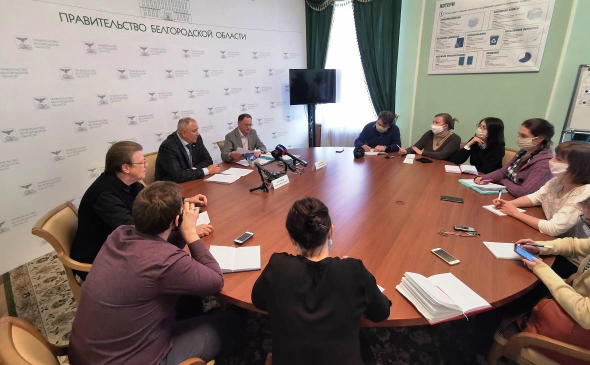 Фото: пресс-служба Отделения по Белгородской области ГУ Банка России по ЦФО