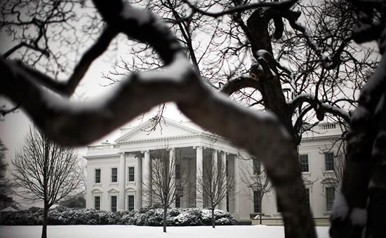 Белый дом вВашингтоне