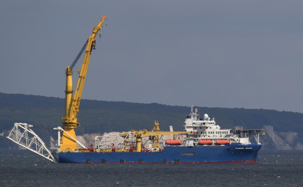 Die Welt оценила шансы достроить «Северный поток-2»