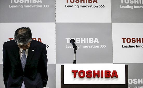 Исполнительныйдиректоркорпорации ToshibaХисао Танака