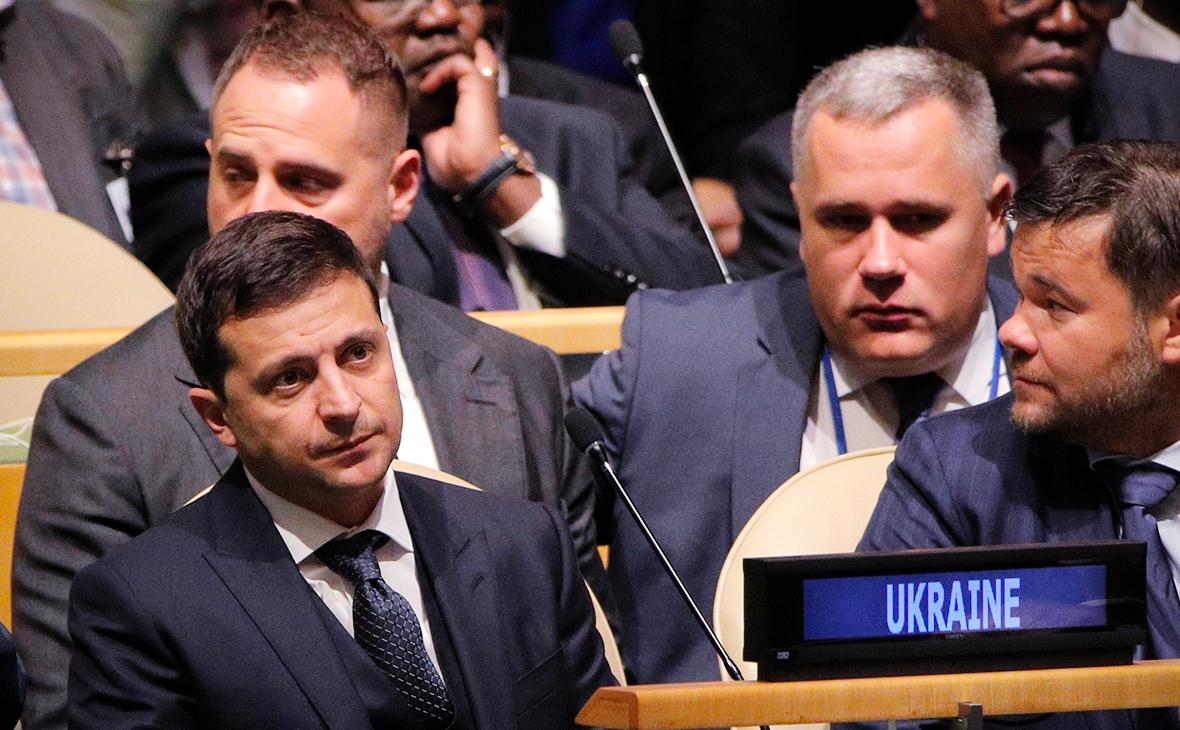 Зеленский не попал в список выступающих в главном зале Генассамблеи ООН