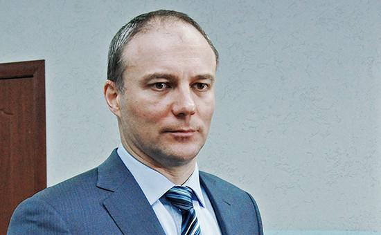 Бывший генеральный директор АО «Северсталь Менеджмент» Вадим Ларин