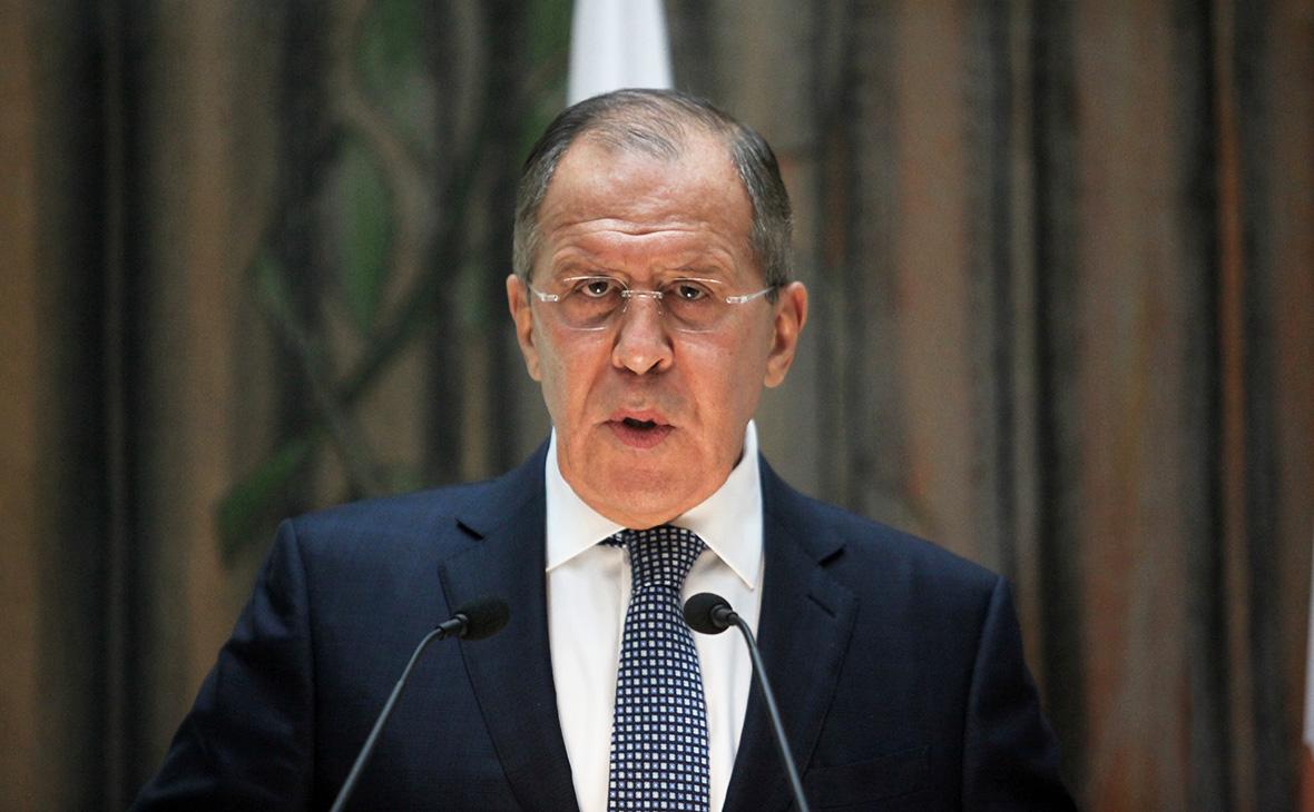 Лавров заявил, что некоторые члены НАТО и ЕС поражены вирусом патологической русофобии