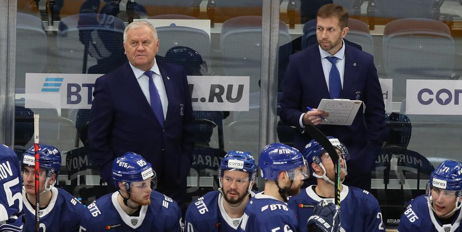 Фото:пресс-служба ХК «Динамо»