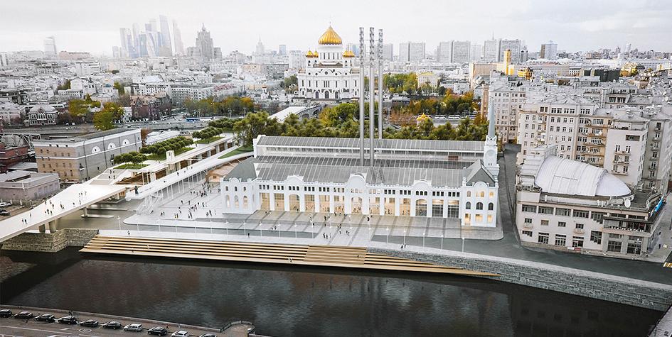 Фото: пресс-служба Москомархтектуры