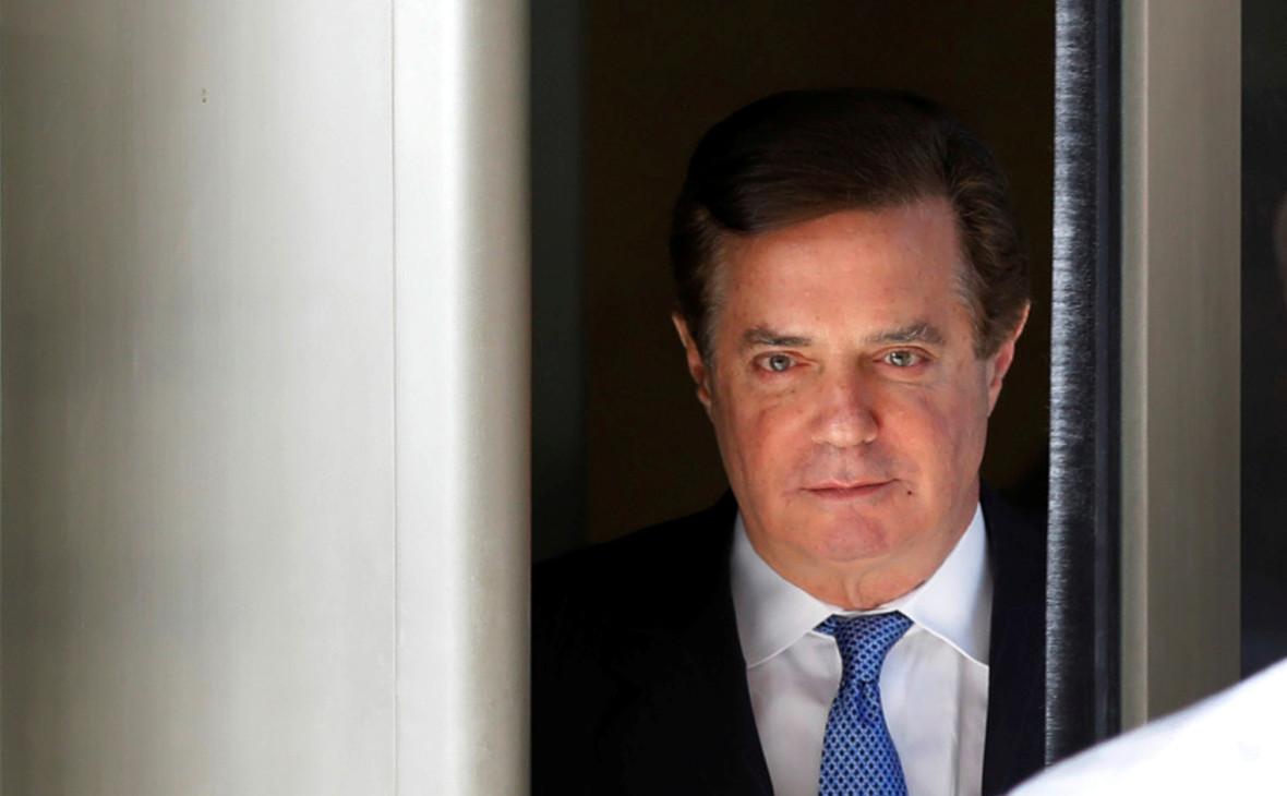 Мюллер выявил роль Манафорта в теме «украинского вмешательства» в выборы