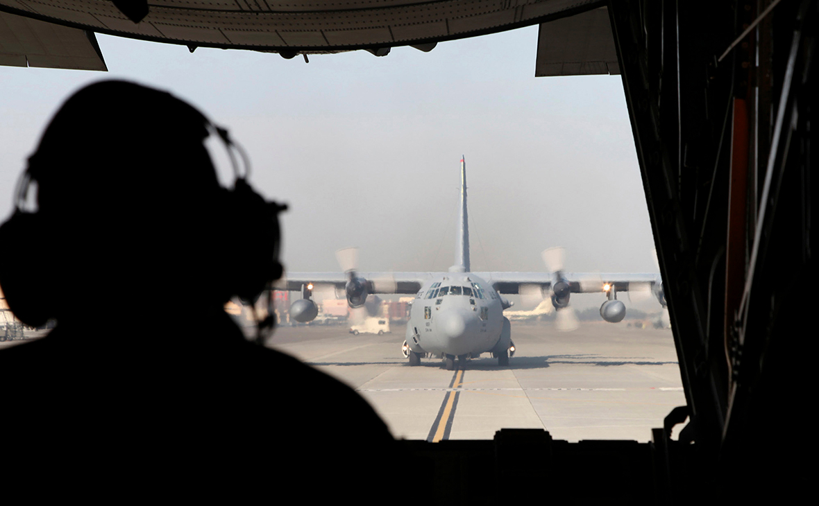 Самолёт C-130H