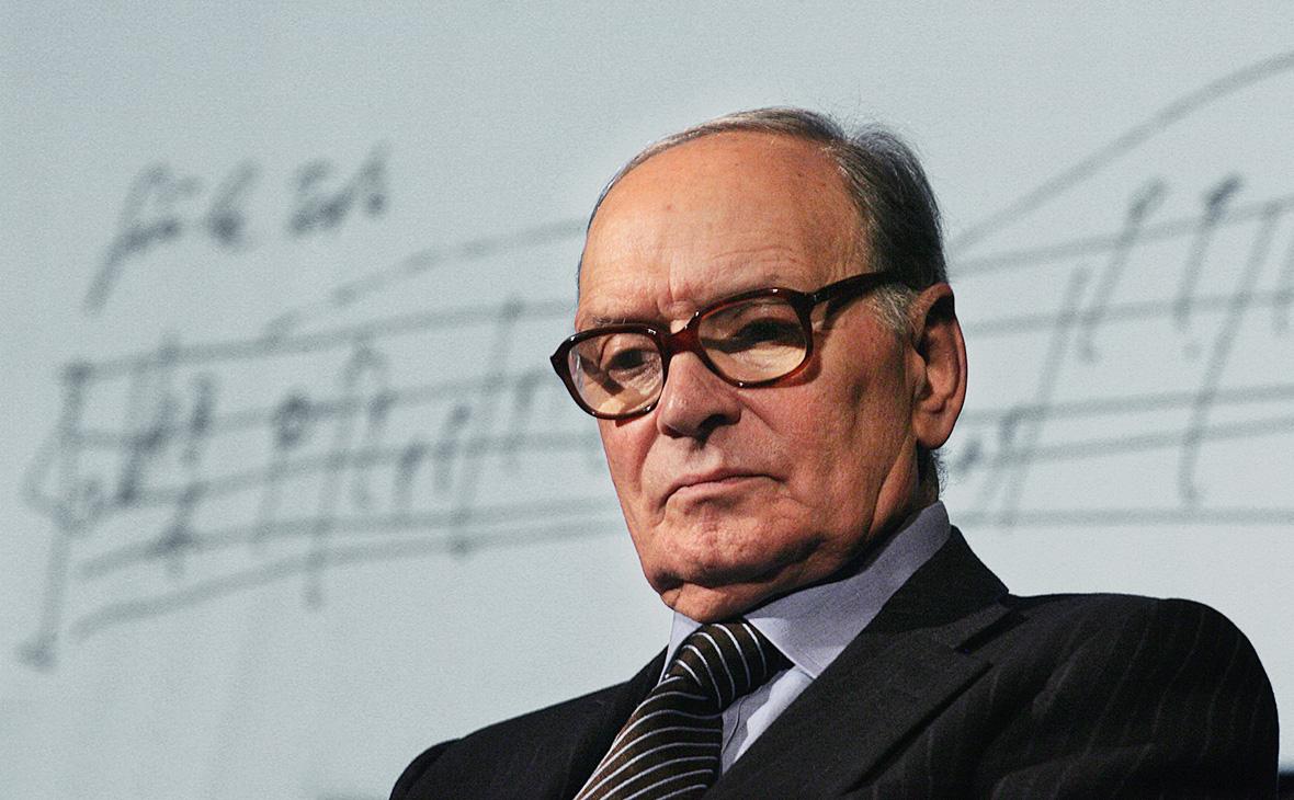 Ушел из жизни Эннио Морриконе, легендарный композитор