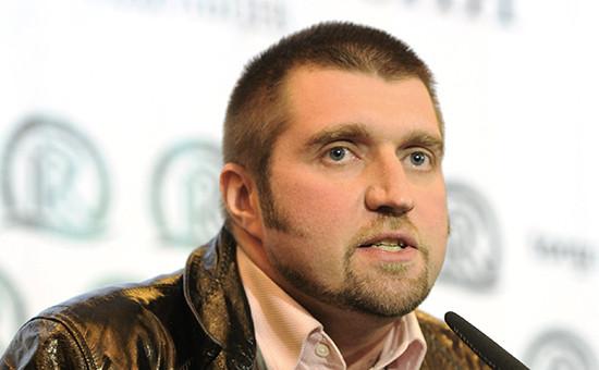 Управляющий партнер Management Development Group Inc. Дмитрий Потапенко