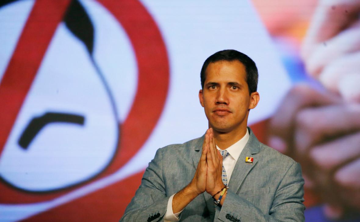 Гуаидо не исключил вторжения США в Венесуэлу для свержения Мадуро
