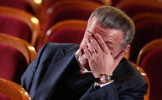 Бывший владелец Черкизовского рынка, основатель группы «АСТ» Тельман Исмаилов. Фото 2015года