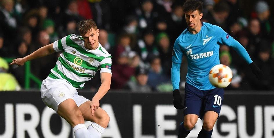 «Зенит» проиграл в первом официальном матче года