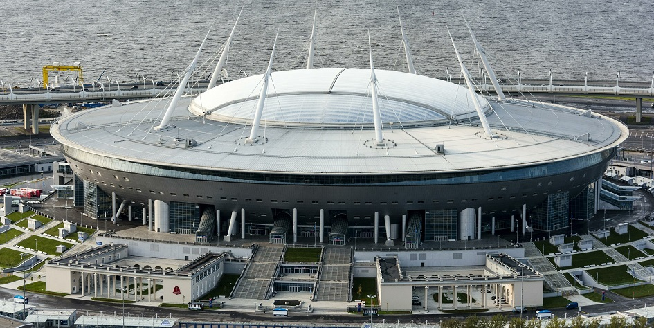 ФХР согласовала проведение матча сборной России на стадионе Зенита