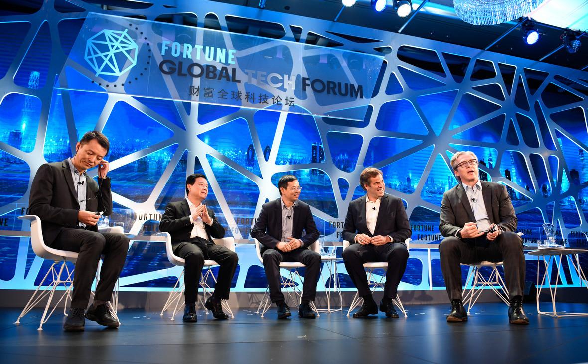 Фото: пользователя Fortune Brainstorm TECH с сайта flickr.com