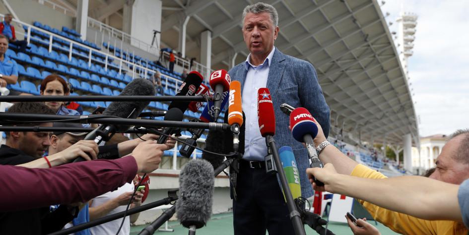 Фото: AP Photo/Alexander Zemlianichenko