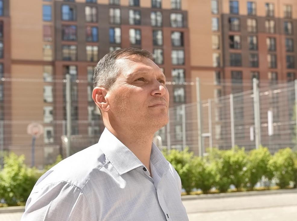 Михаил Ансимов, директор компании «Сибакадемстрой» (компания «Брусника» в Новосибирске), депутат новосибирского Совета Депутатов.