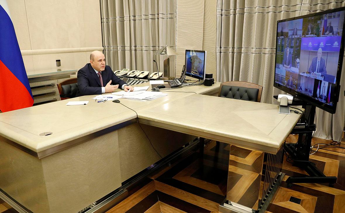 Мишустин заявил о недопустимости перекрытия границ регионов