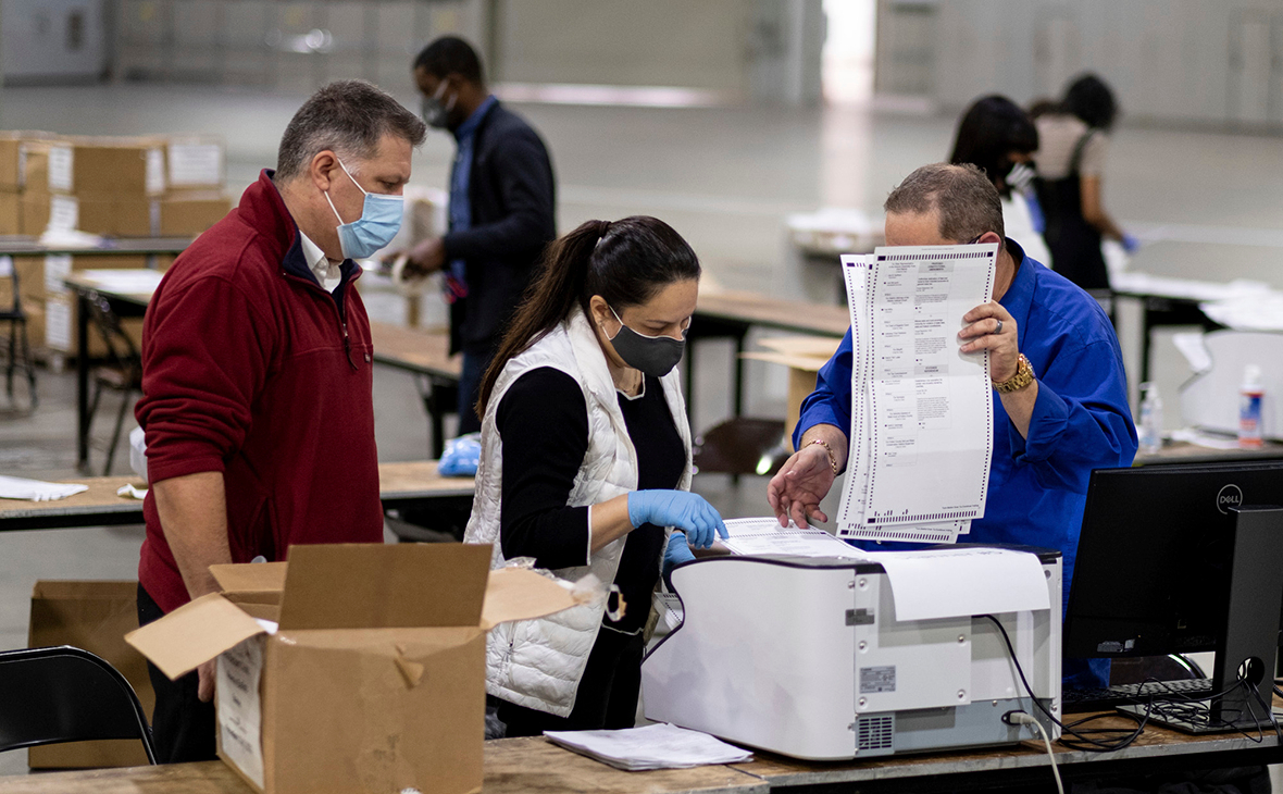 Суд Пенсильвании отказался считать закон о выборах неконституционным