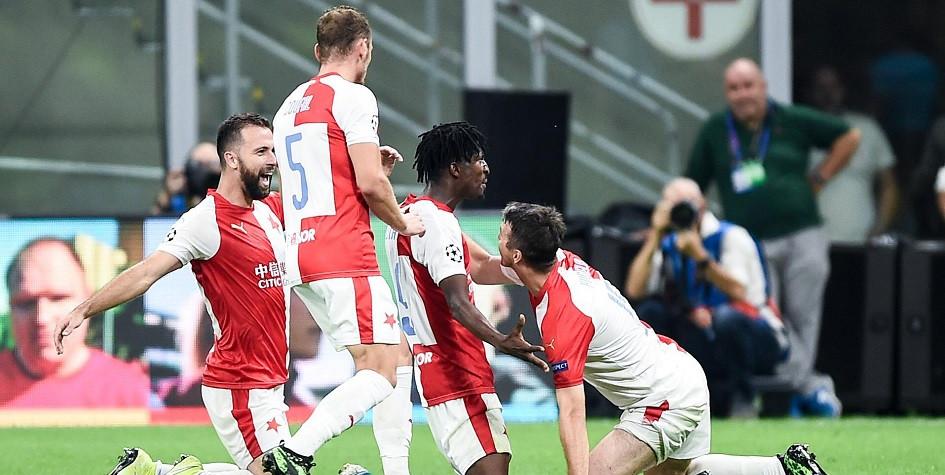 Пражская «Славия»— чемпион Чехии по футболу сезона 2019/20
