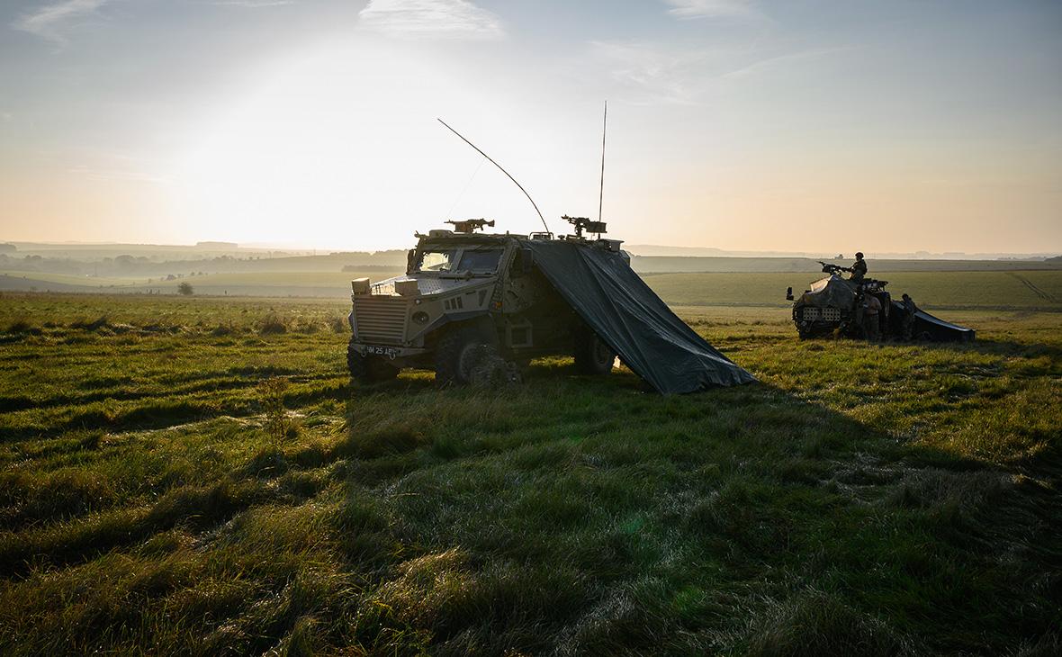 Британия запланировала крупнейший с холодной войны рост военных расходов