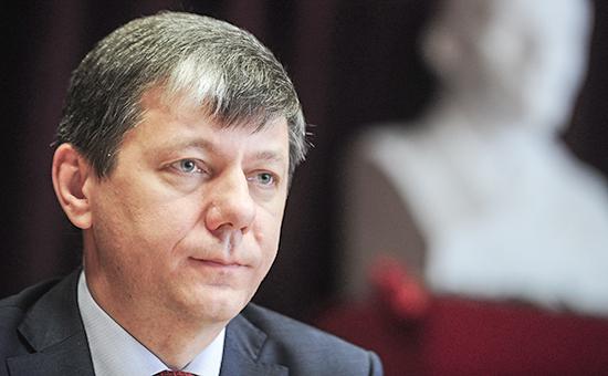 Депутат Дмитрий Новиков