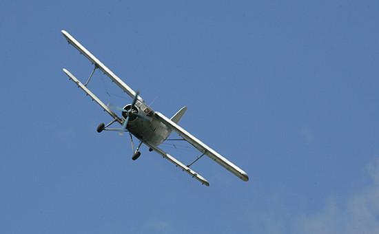 Самолет АН-2. Архивное фото