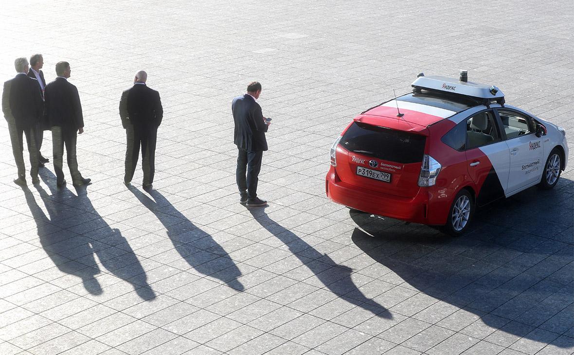 Yandex và Hyundai hợp tác phát triển xe không người lái