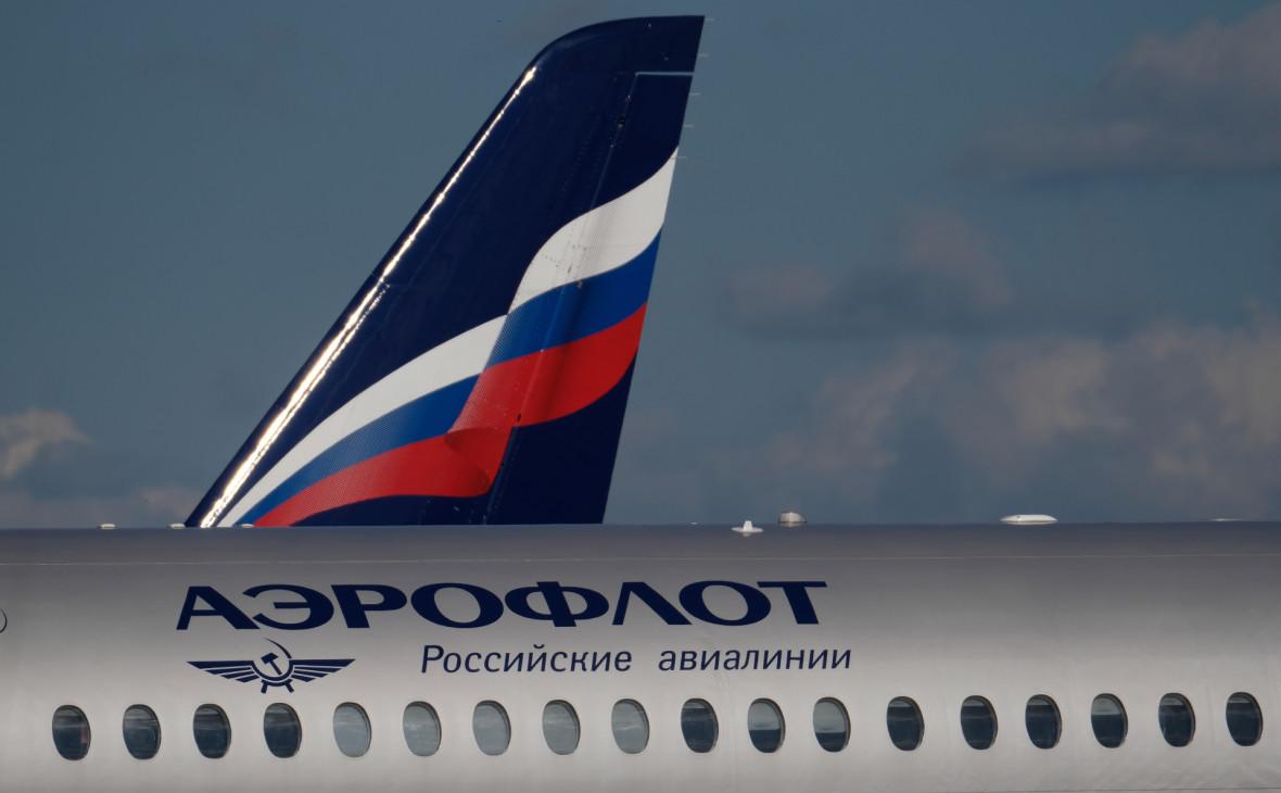 Вылетевший в Самару SSJ100 «Аэрофлота» вернулся в Москву