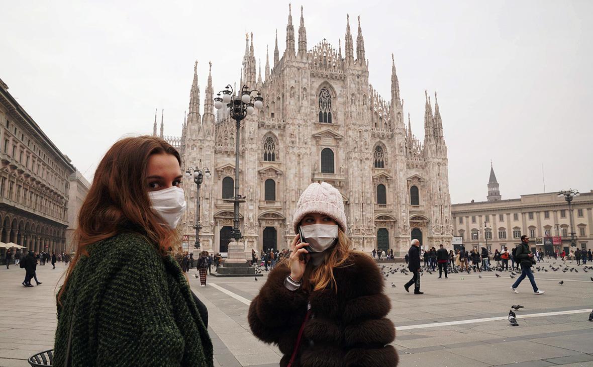 Фото: Piaggesi / Fotogramma / Ropi / Global Look Press