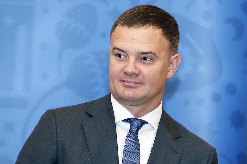 Председатель Комитета по строительству Санкт-Петербурга Сергей Морозов