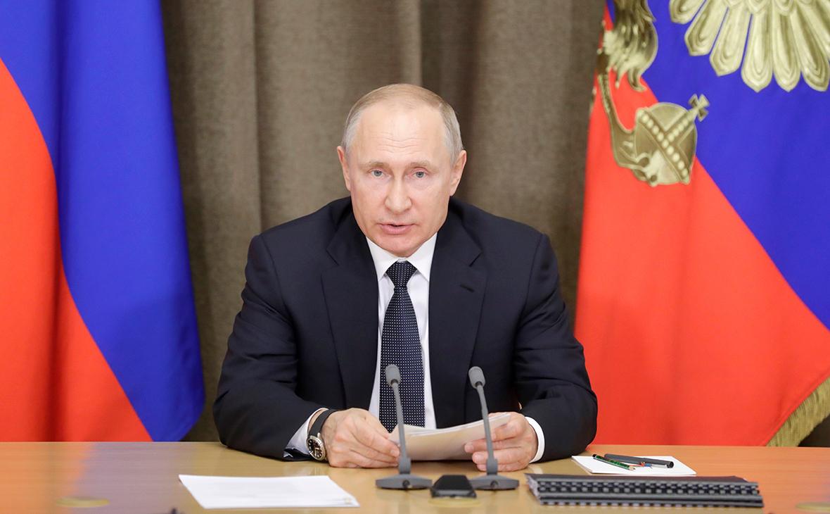 Путин назвал условие разработки средств защиты от гиперзвукового оружия