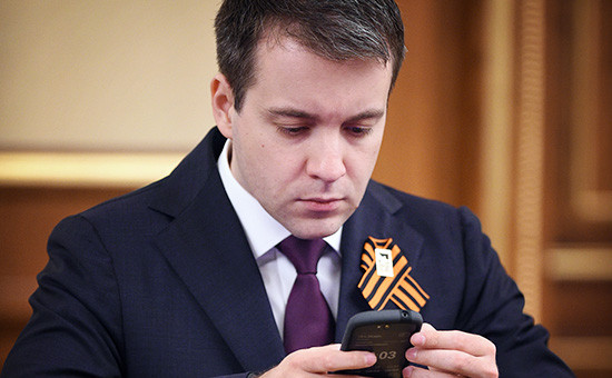 Глава Минкомсвязи Николай Никифоров