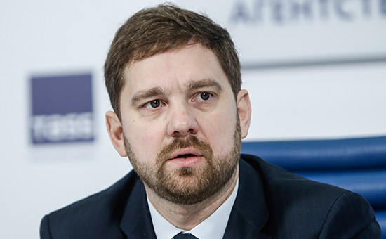 Глава Федерального агентства поделам национальностей Игорь Баринов