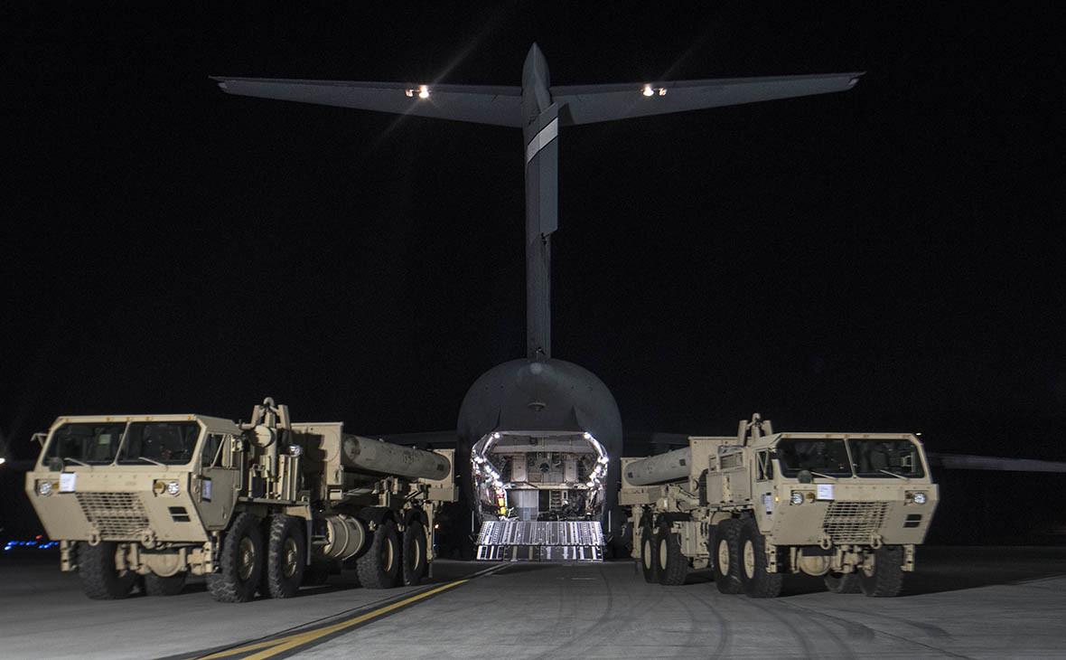 Системы противоракетной обороны THAAD
