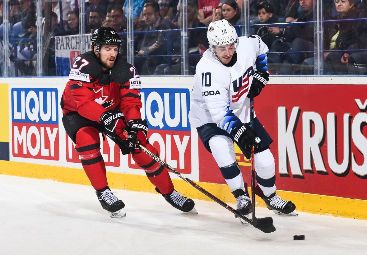 Фото: Matt Zambonin / HHOF-IIHF Images