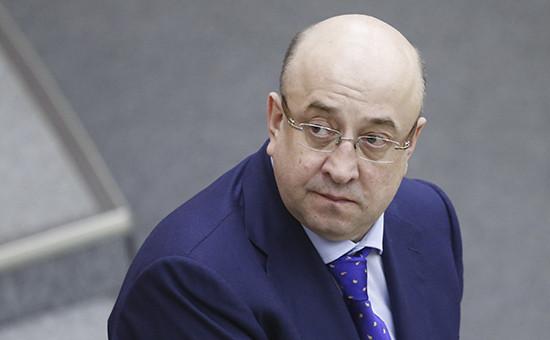 Председатель комитета Госдумы РФ по конституционному законодательству и государственному строительству Владимир Плиги