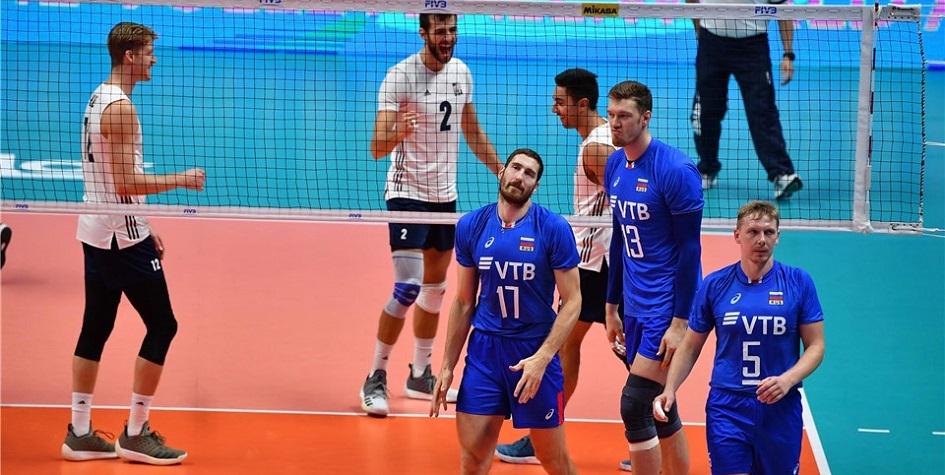 Сборная России по волейболу вылетела с чемпионата мира  Подробнее на РБК: