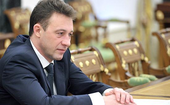 Полномочный представитель президента в Уральском федеральном округе Игорь Холманских