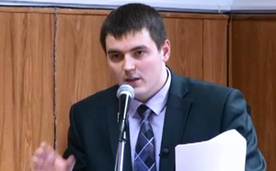Спецкорреспондент РБК Александр Соколов. Архивное фото