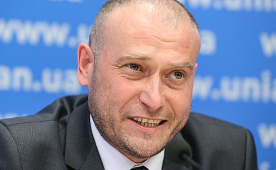 Депутат Верховной рады Украины Дмитрий Ярош