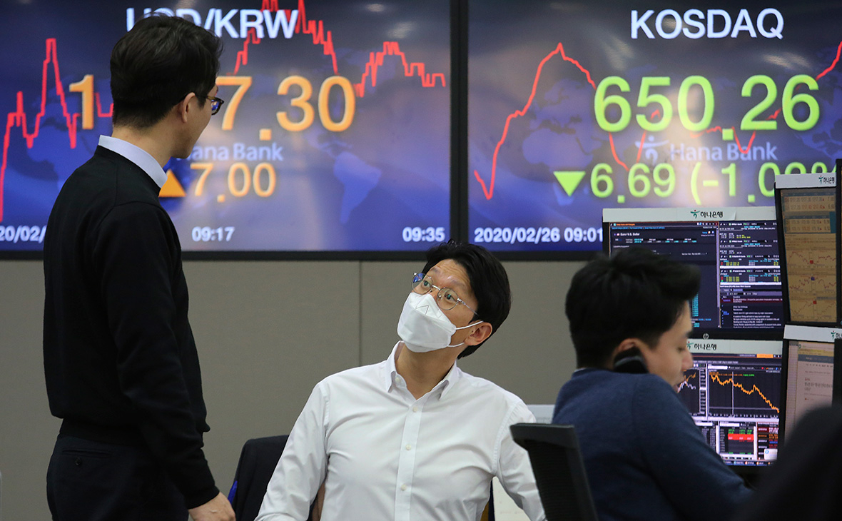 Обвал на рынках из-за коронавируса. Что важно знать