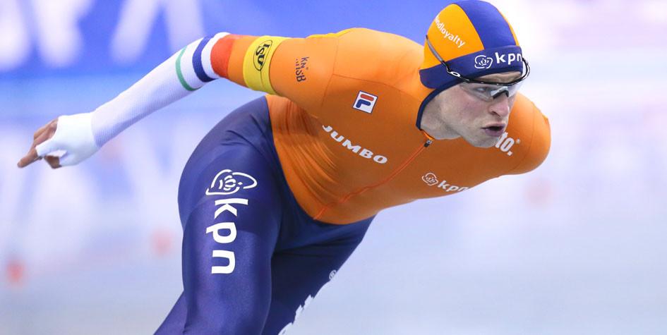 Голландия вышла на первое место в медальном зачете Олимпиады-2018