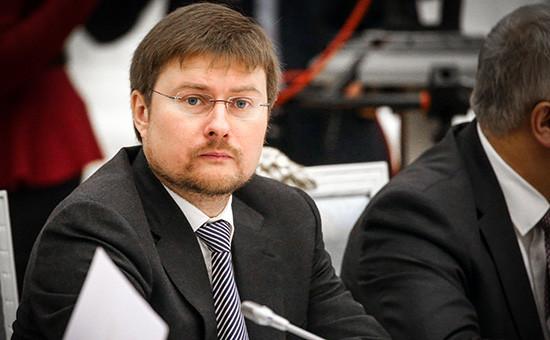 Сын главы администрации президента Сергей Иванов